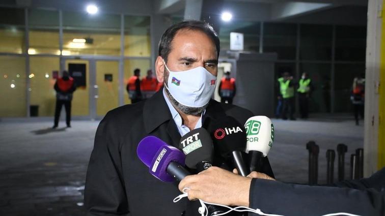 Başkan Mecnun Otyakmaz'dan Sivasspor taraftarına umut dağıttı