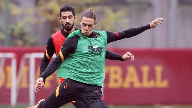 Galatasaray yeniden lige döndü