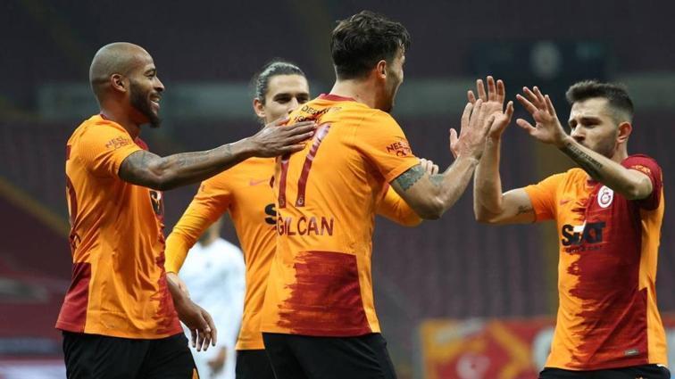 Galatasaray'da 5 isim Fatih Karagümrük maçında yok