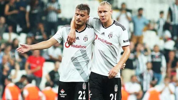 Beşiktaş'ta Adem Ljajic-Domagoj Vida operasyonu
