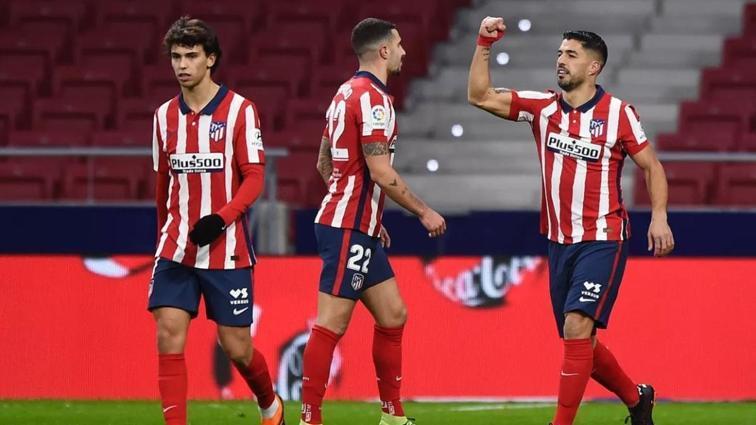 Atletico Madrid ligde fırtınalar estirmeye devam ediyor
