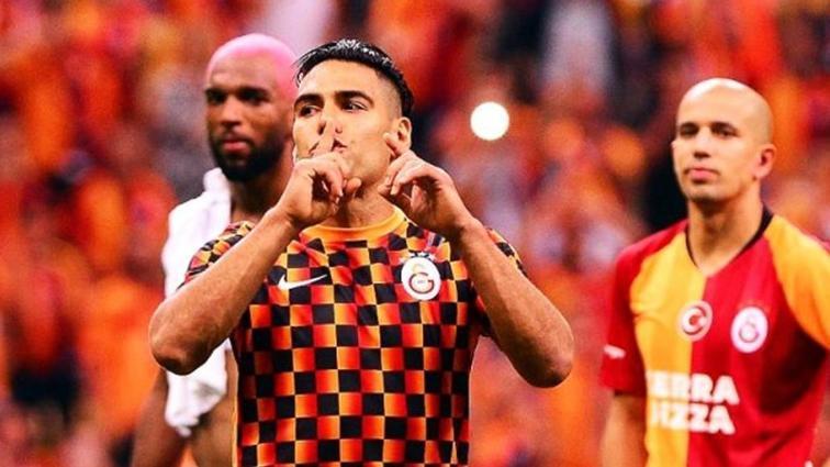 Galatasaray'dan Falcao, Feghouli ve Babel açıklaması