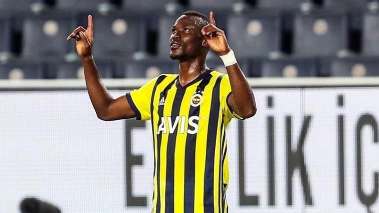 Fenerbahçeli Mame Thiam çok mutlu
