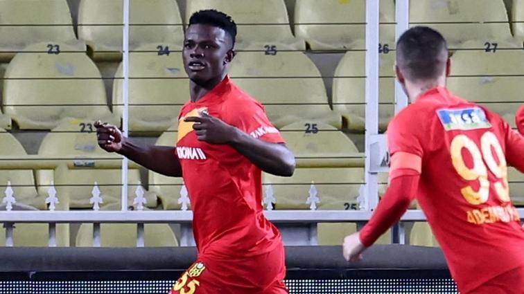 Galatasaray, Youssouf Ndayishimiye için Yeni Malatyaspor'a sözlü teklifini iletti