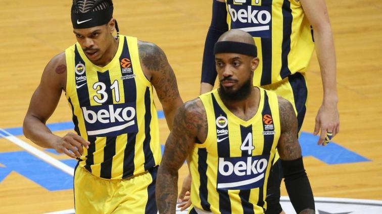 Fenerbahçe Beko, Panathinaikos'a fark attı
