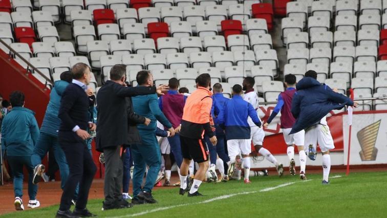 Trabzonspor, 1 puanı 90+6'da kurtardı: 1-1