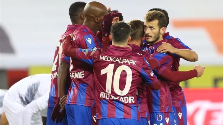 Trabzonspor, emin adımlarla ilerliyor: 3-1