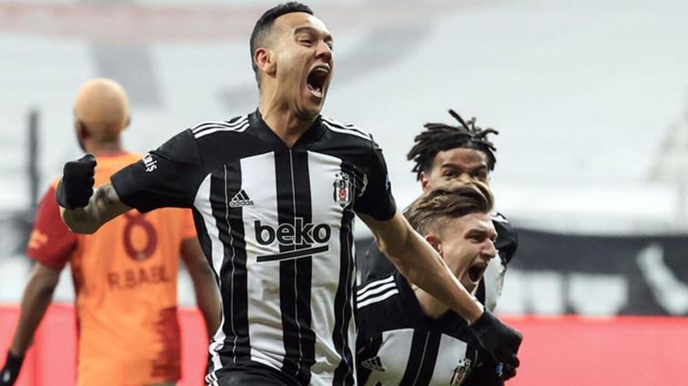 Josef de Souza: Beşiktaş milli takım gibiydi