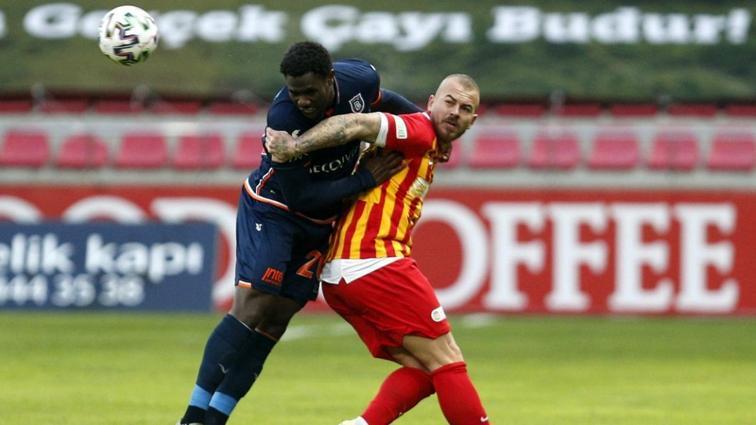 Kayserispor'da Denis Alibec sakatlığı sebebiyle 6 hafta yok