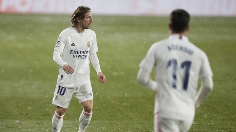 Real Madrid'e şok! 3. Lig takımına elendi