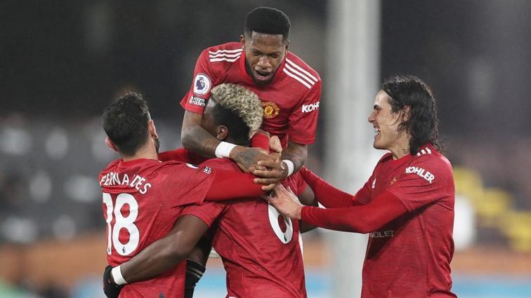 Yenilmez Manchester United!