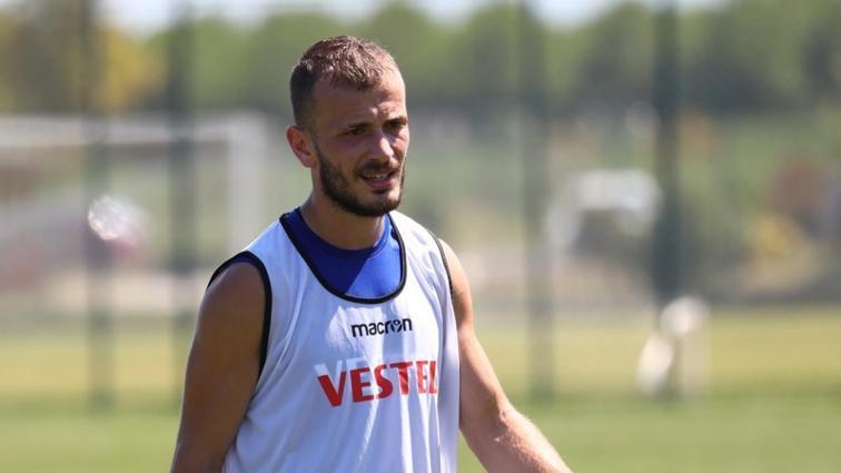 Trabzonspor'a bir kötü haber de Abdulkadir Parmak'tan