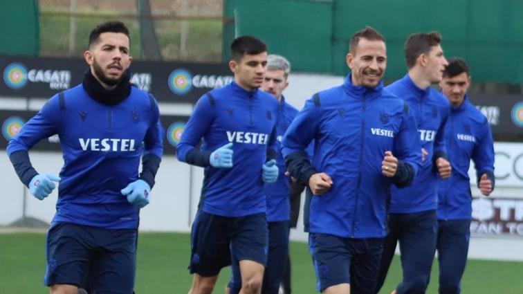 Trabzonspor'da kadro dışı kararı
