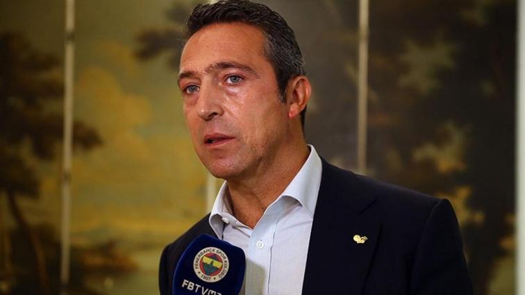 Ali Koç Galatasaray'a mesaj yolladı! 'Peşini bırakmayacağız'