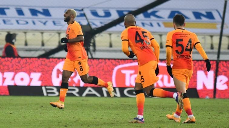 Galatasaray deplasmanda Yeni Malatyaspor'u 1-0 mağlup etti