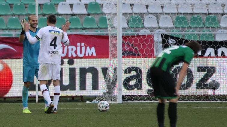 Yukatel Denizlispor-Fatih Karagümrük maçının ardından