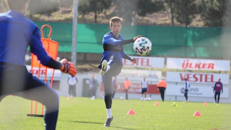 Trabzonspor'da Süper Kupa maçı hazırlıkları başladı