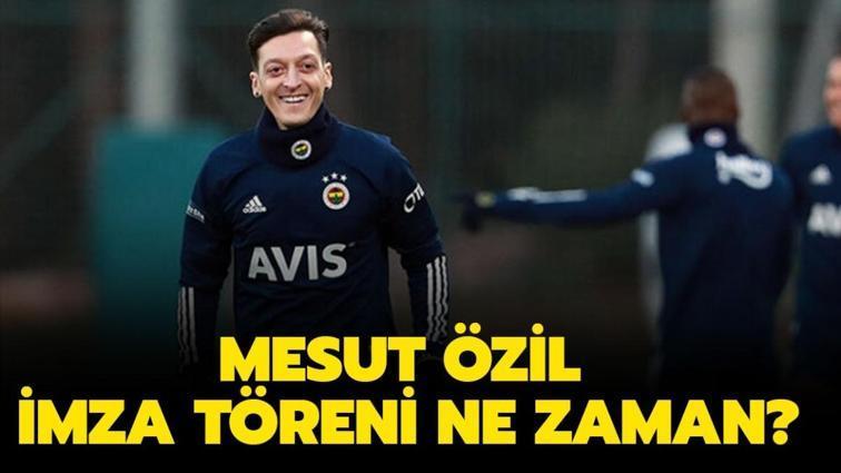 "Mesut Özil imza töreni hangi gün, saat kaçta"" Mesut Özil imza töreni canlı nereden izlenir"""