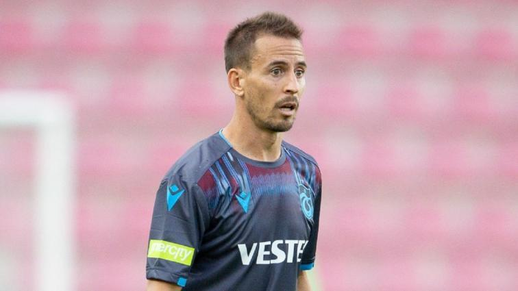 Trabzonspor, Joao Pereira'nın sözleşmesini karşılıklı feshetti