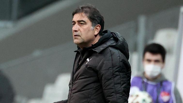 Ünal Karaman Göztepe'deki ilk maçında mağlup oldu