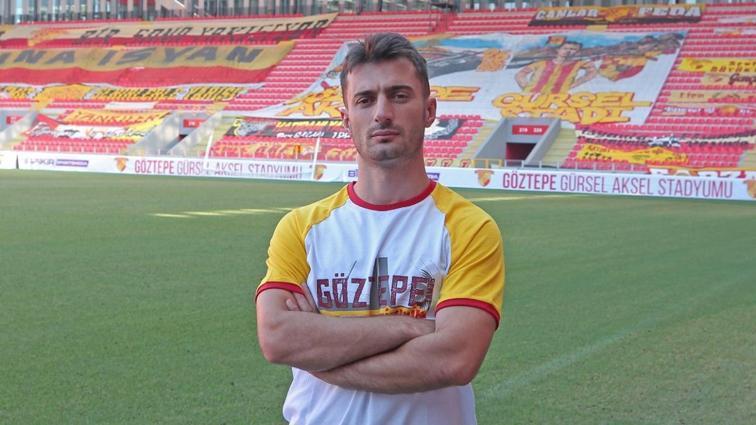 Burak Süleyman, Göztepe'den eski takımı Kocaelispor'a kiralandı