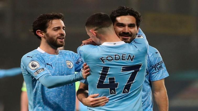 Manchester City 5'ledi