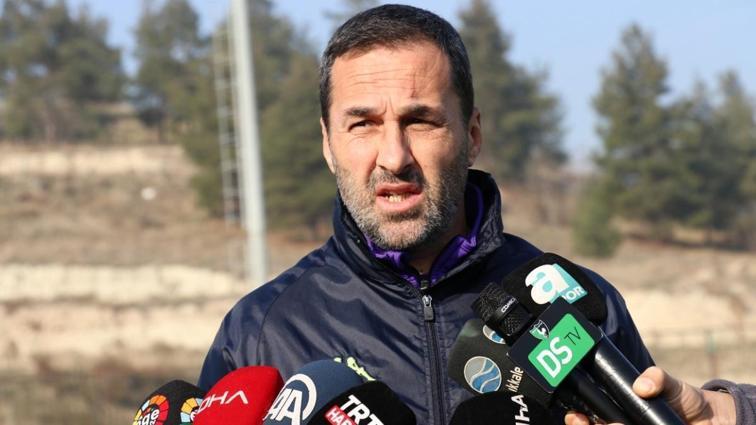 Denizlispor'da teknik direktör Yalçın Koşukavak istifa etti