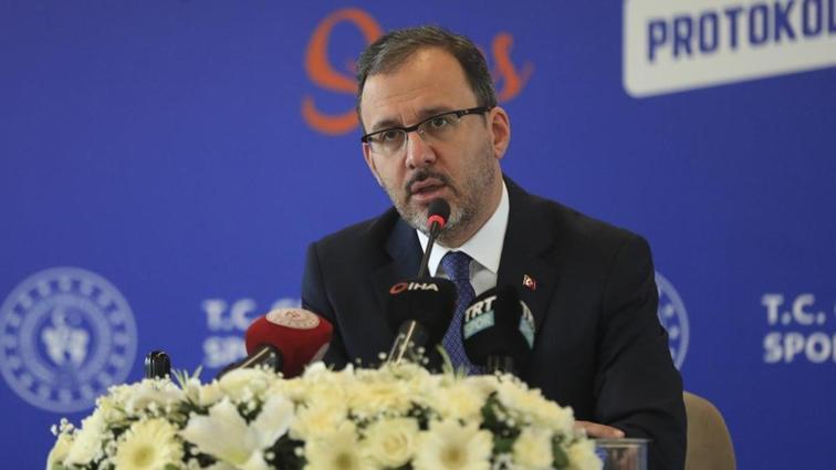 Gençlik ve Spor Bakanlığı'ndan Sivas'a dev yatırım