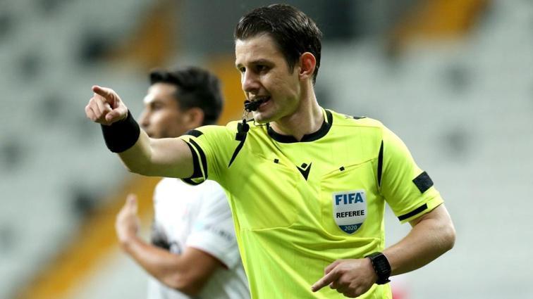 Süper Lig'de haftanın hakemleri açıklandı! Derbi Halil Umut Meler'in