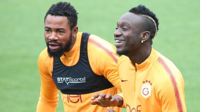 Mbaye Diagne'nin West Bromwich'e transferi TFF'ye bildirildi