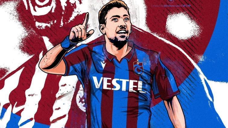 Trabzonspor Bakasetas'ı resmen açıkladı! İşte oyuncunun maliyeti...