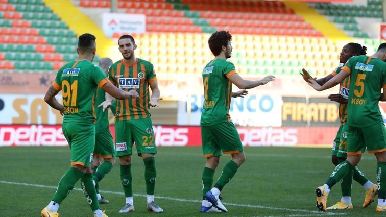 Aytemiz Alanyaspor - Demir Grup Sivasspor maçının ardından