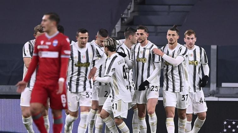 Juventus, Sampdoria deplasmanından 3 puanla döndü