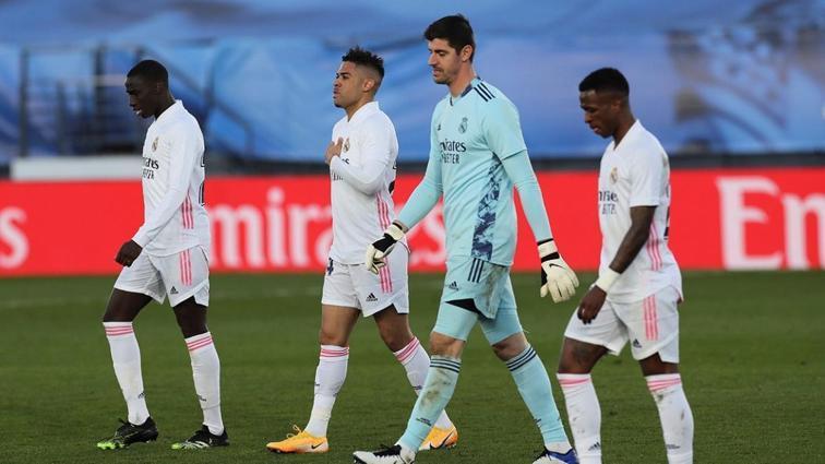 Real Madrid'e sahasında Levante sürprizi