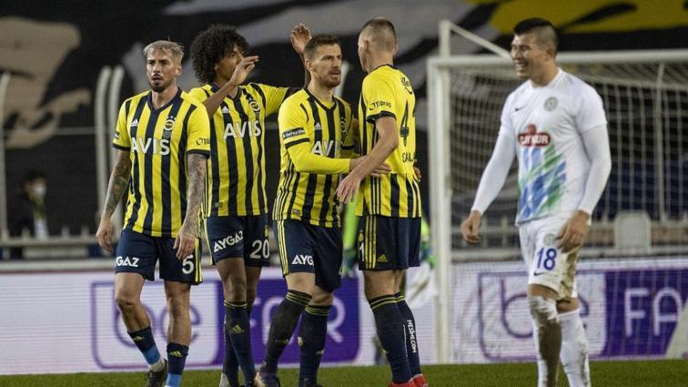 Lider Fenerbahçe 5 eksikle Hatayspor'a konuk oluyor