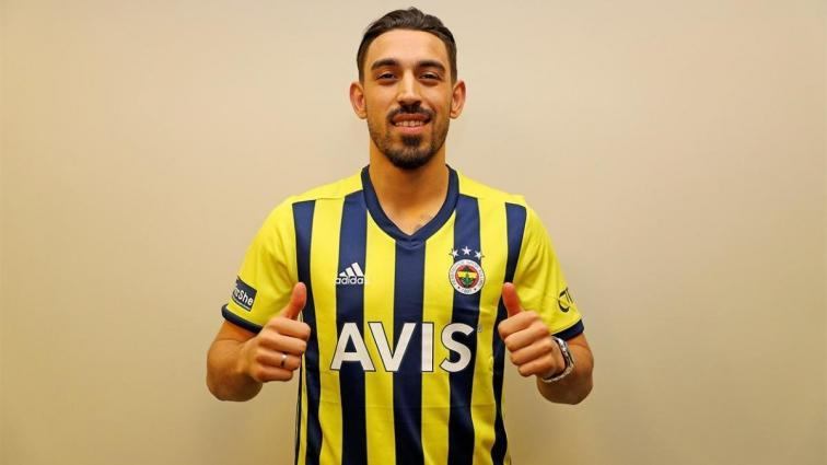 Son dakika: İrfan Can Kahveci Fenerbahçe'de
