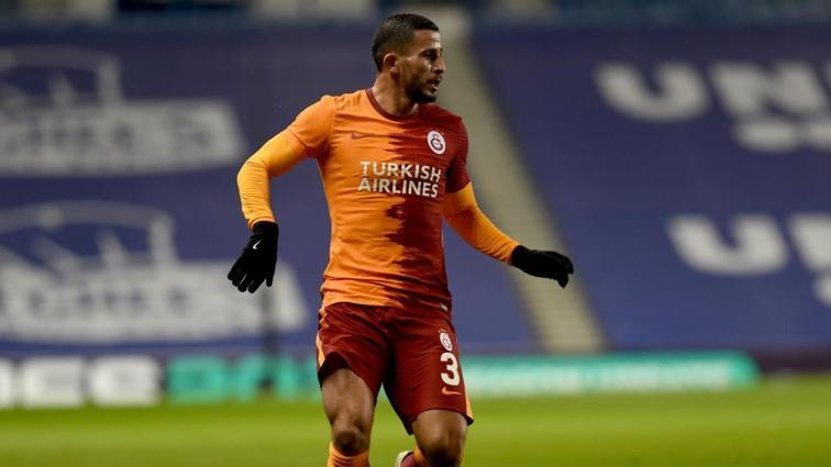 Galatasaray'da Omar Elabdellaoui TFF'ye verilen listede yer almadı
