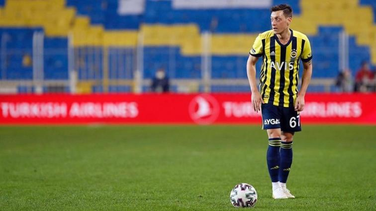 Mesut Özil'den paylaşım: 'Yolun sonu şampiyonluk...'