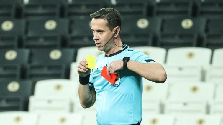 Süper Lig'de 25. hafta maçlarını yönetecek hakemler açıklandı