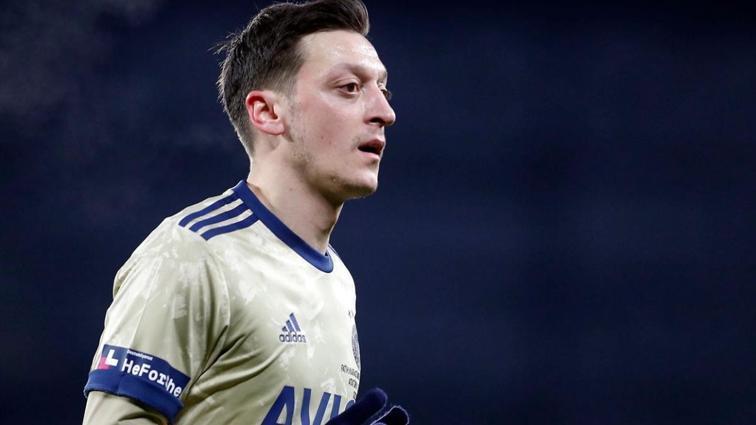 Mesut Özil'in Fatih Karagümrük karşısındaki performansı