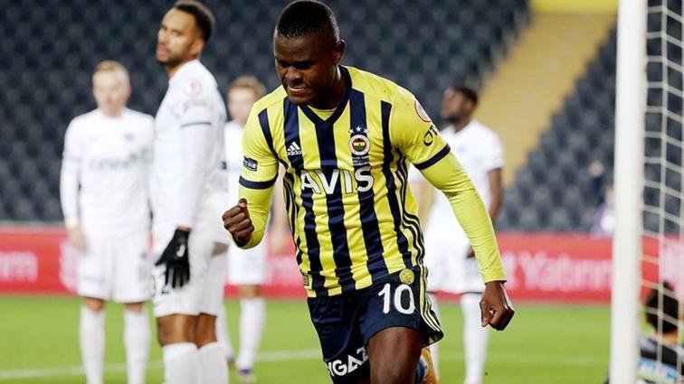 Fenerbahçe'de Samatta'yı hayata döndürmek için seferberlik ilan edildi