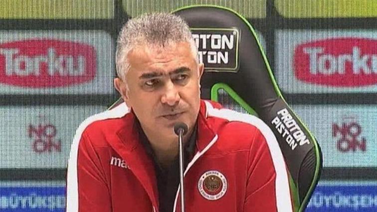 Mehmet Altıparmak: Maçı oyuncu değişiklikleri getirdi