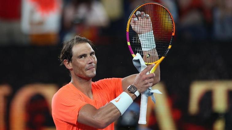 Avustralya Açık'ta Nadal ve Medvedev çeyrek finalde