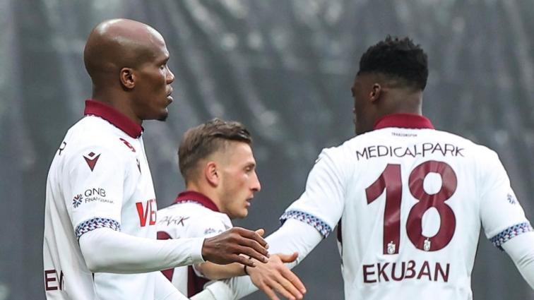 Trabzonspor'da Nwakaeme'nin eksikliği teklik heyetin canını sıktı