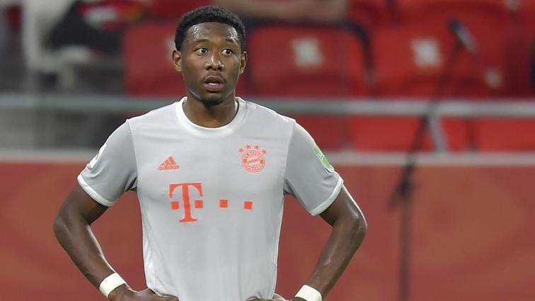 David Alaba sezon sonunda Bayern Münih'ten ayrılacağını açıkladı