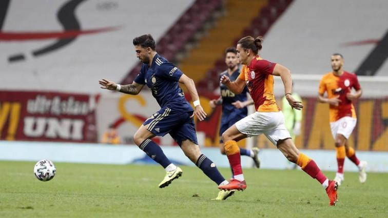 Fenerbahçe'de takımın en iyisi Ozan Tufan