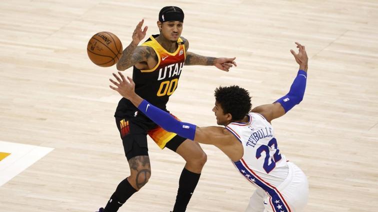 NBA'de Utah Jazz durdurulamıyor! 8 oldu
