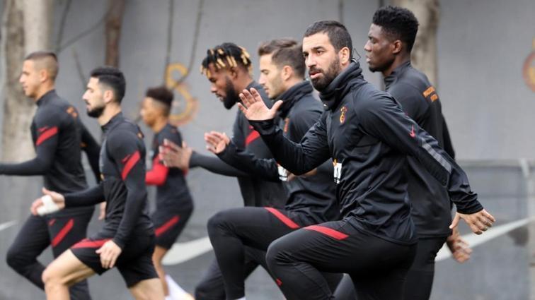 Galatasaray'a Alanyaspor maçı öncesi yıldız oyuncularından müjde