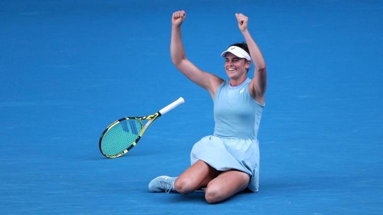 Avustralya Açık tek kadınlarda finalin adı Naomi Osaka-Jennifer Brady oldu