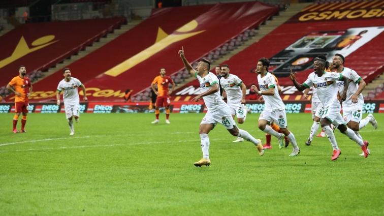 Galatasaray ligde Alanyaspor'a 2 maçtır kaybediyor